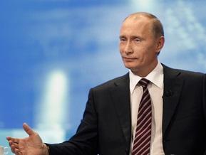 Путин отмечает день рождения