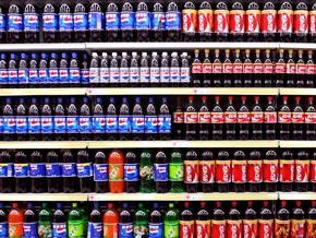 Производство безалкогольных напитков в Украине снизилось на треть