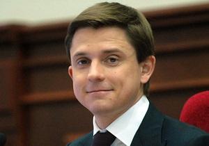 Фотогалерея: За - 112. Киевсовет отправил Довгого в отставку
