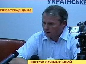 Лозинский показал запись интервью с матерью погибшего Олийныка