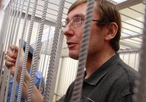Луценко требует выполнить резолюцию ПАСЕ и выпустить его из СИЗО