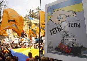 Опрос: Ожидания украинцев от Харьковских соглашений не оправдались