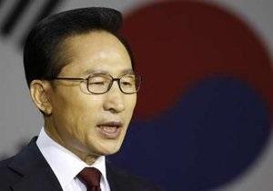 После гибели своего корвета Южная Корея прекращает торговлю и морское сообщение с КНДР