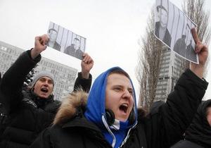 Отец и сын Павличенко просят Пшонку возбудить дело против следователя