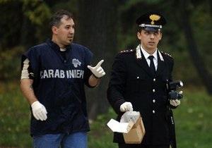 В посольстве Швейцарии в Риме произошел взрыв