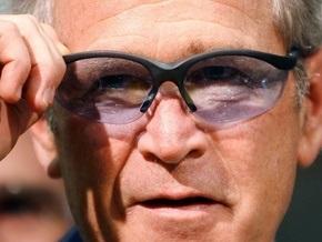 Буш неожиданно прибыл в Ирак