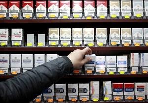 Кабмин утвердил рисунки о вреде курения для размещения на упаковках сигарет