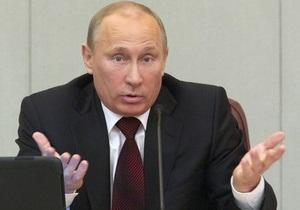 Reuters: Россияне теряют страх перед популярным Путиным