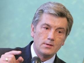 Ющенко примет участие в мероприятиях, связанных с годовщиной Голодомора