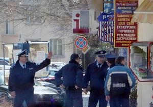 В Болгарии грабитель, удерживавший заложников в банке, сдался полиции