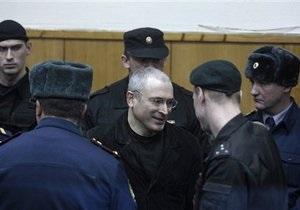 Ходорковский обсудил с конвоиром, когда ему будет вынесен приговор