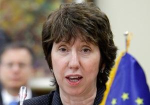 Глава МИД ЕС хочет, чтобы ей предоставили личный самолет