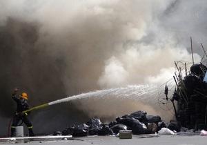 Украинцам рекомендуют не посещать Бангкок