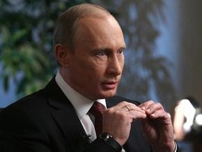 Путин считает, что Ющенко пришел к власти, нарушив Конституцию