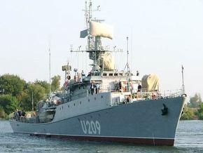 Украина может предоставить ЕС свои корабли для борьбы с пиратами