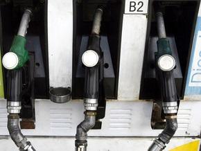 В Украине на четверть сократилось производство бензина