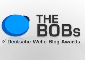 Стартовал международный конкурс блогов The BOBs