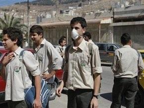 В Египте из-за свиного гриппа закрыли все школы и университеты
