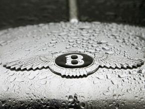 У московского водителя отобрали Bentley