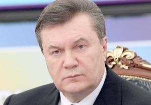 Янукович срочно вылетает в Луганскую область