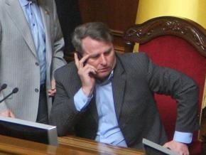 Замгенпрокурора заявил, что Лозинский не явился на допрос