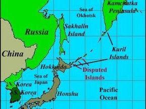 Премьер Японии снова поднял тему Курильских островов