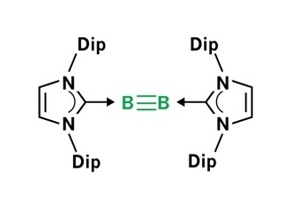 Химики получили новое соединение с тройной связью