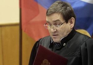 Помощница судьи, выносившего приговор Ходорковскому, прошла тест на детекторе лжи