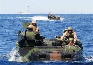 Северная Корея пригрозила Южной контрударом в ответ на маневры в Желтом море