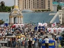 СМИ: Киевские выборы обошлись партиям в миллиард гривен