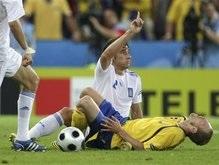 Евро-2008: Швеция теряет ключевого полузащитника