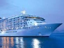 В Одессе пришвартовался один из самых роскошных лайнеров планеты