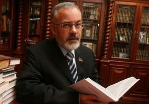 Опрос: Деятельность Табачника как министра не одобряют более половины киевлян