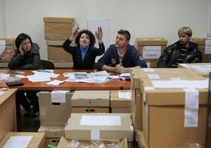 УП: Пилипишин предложил прекратить пересчитывать голоса в 223-м округе
