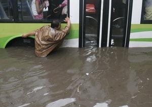 В Китае 10 человек погибли и 22 пропали без вести в результате схода оползня