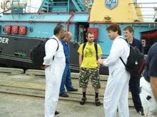 Освобожденные из пиратского плена моряки вернулись в Украину