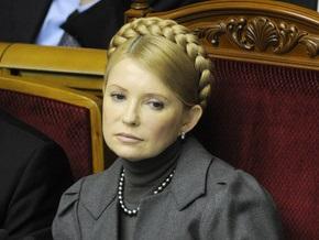 Тимошенко выразила соболезнование грузинскому народу в связи с гибелью людей в Тбилиси