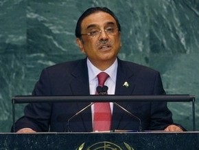 Президент Пакистана предложил помощь Индии в расследовании терактов в Мумбаи