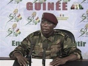 Премьер Гвинеи заявил, что подчиняется хунте и назвал лидера путчистов президентом