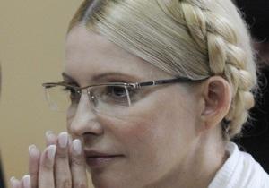 Тимошенко заявила, что допрошенные в суде свидетели - это люди Фирташа