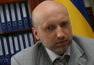 Турчинов: Власть угрожает возбудить уголовное дело против главы киевской облорганизации Батьківщини