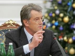 Ющенко в очередной раз отстранил главу Броварской РГА за получение взятки