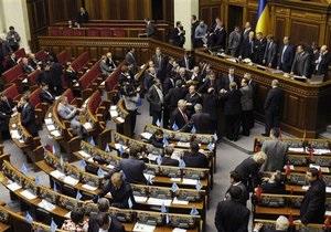 Газета выяснила, кто из избранных депутатами министров уйдет работать в парламент