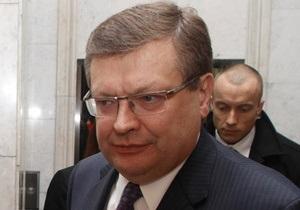 Грищенко: Я долго жил в Москве, но колбасу и сыр всегда ел из Украины