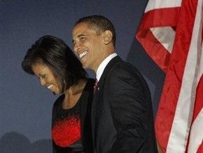 Обама отблагодарит супругу кольцом из родия от Боско за $ 30 тыс.