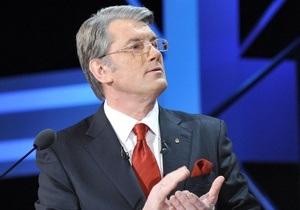 Ющенко наградил своего брата Крестом Мазепы