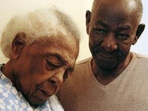 В США умерла вторая по старшинству жительница планеты
