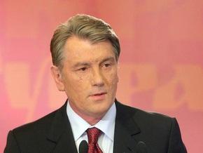 Ющенко выступает против получения украинцами двойного гражданства