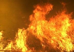 В Черниговской области в результате пожаров погибли два человека