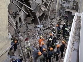 Спасатели прекратили поиски на месте рухнувшего дома в Москве